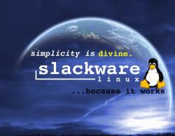 Slackware-Linux