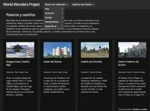 world wonder project3