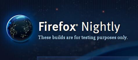 Firefox-Nightly