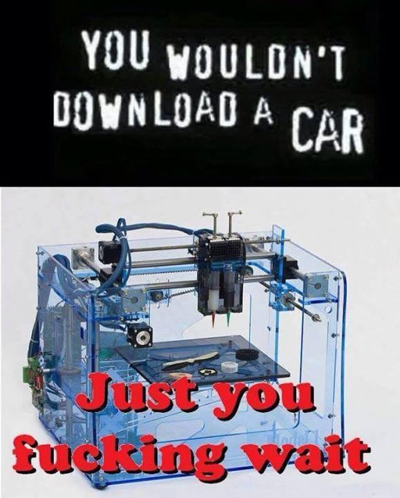 download a car 3d print