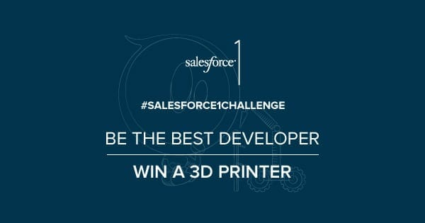 Sales Force 1 Challenge