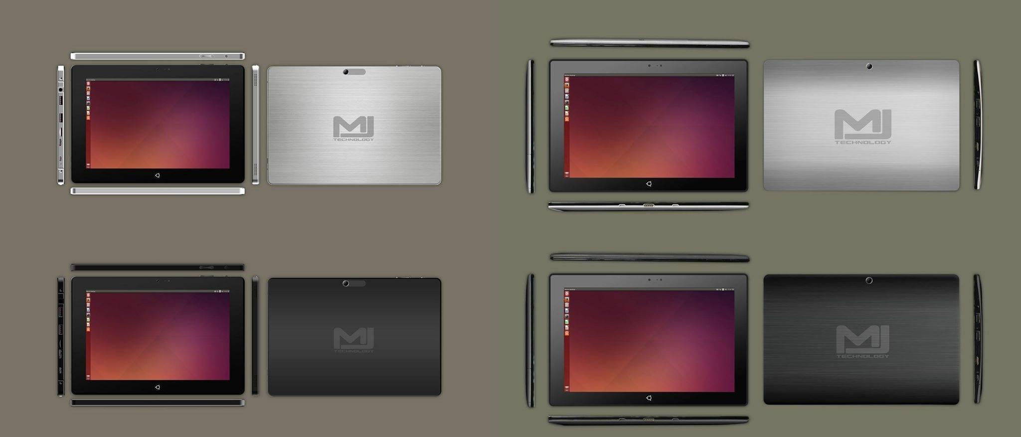 Tablet-Ubuntu-Modelos