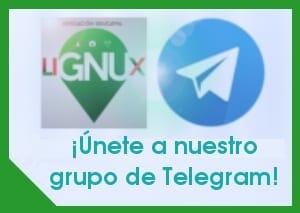 Grupo Telegram LiGNUx