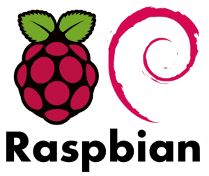 Figura 2: Logo de Raspbian