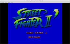 Street Fighter II (Master System)