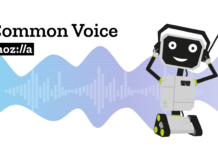 mozilla common voice