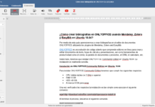 ONLYOFFICE, Mendeley, plugin, bibliografía